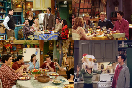 friends thanksgivings