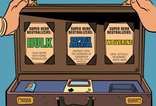 super hero neutralizers